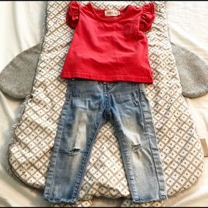 Jessica Simpson - 12 month outfit